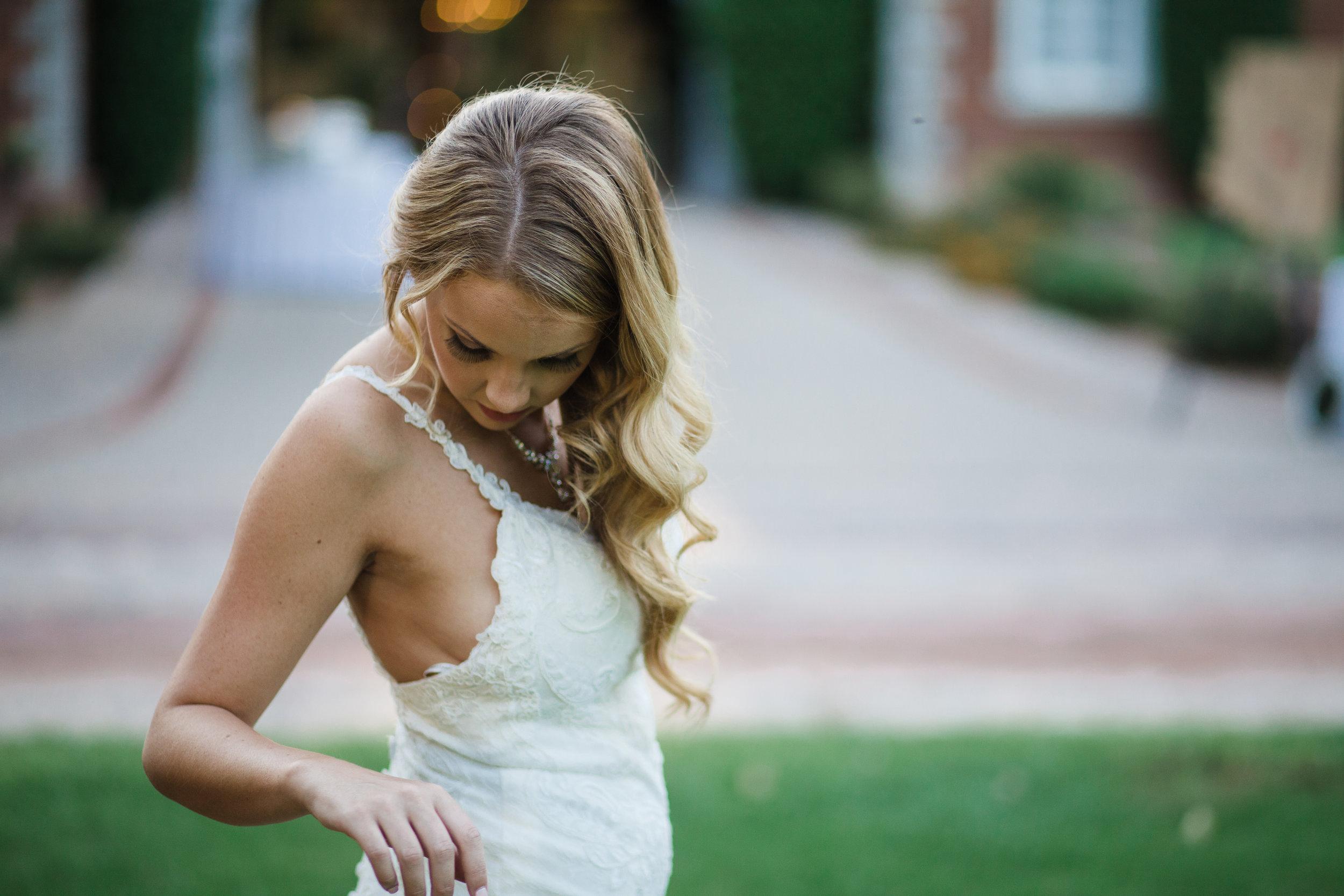 Wedding dress, Arizona wedding photographer