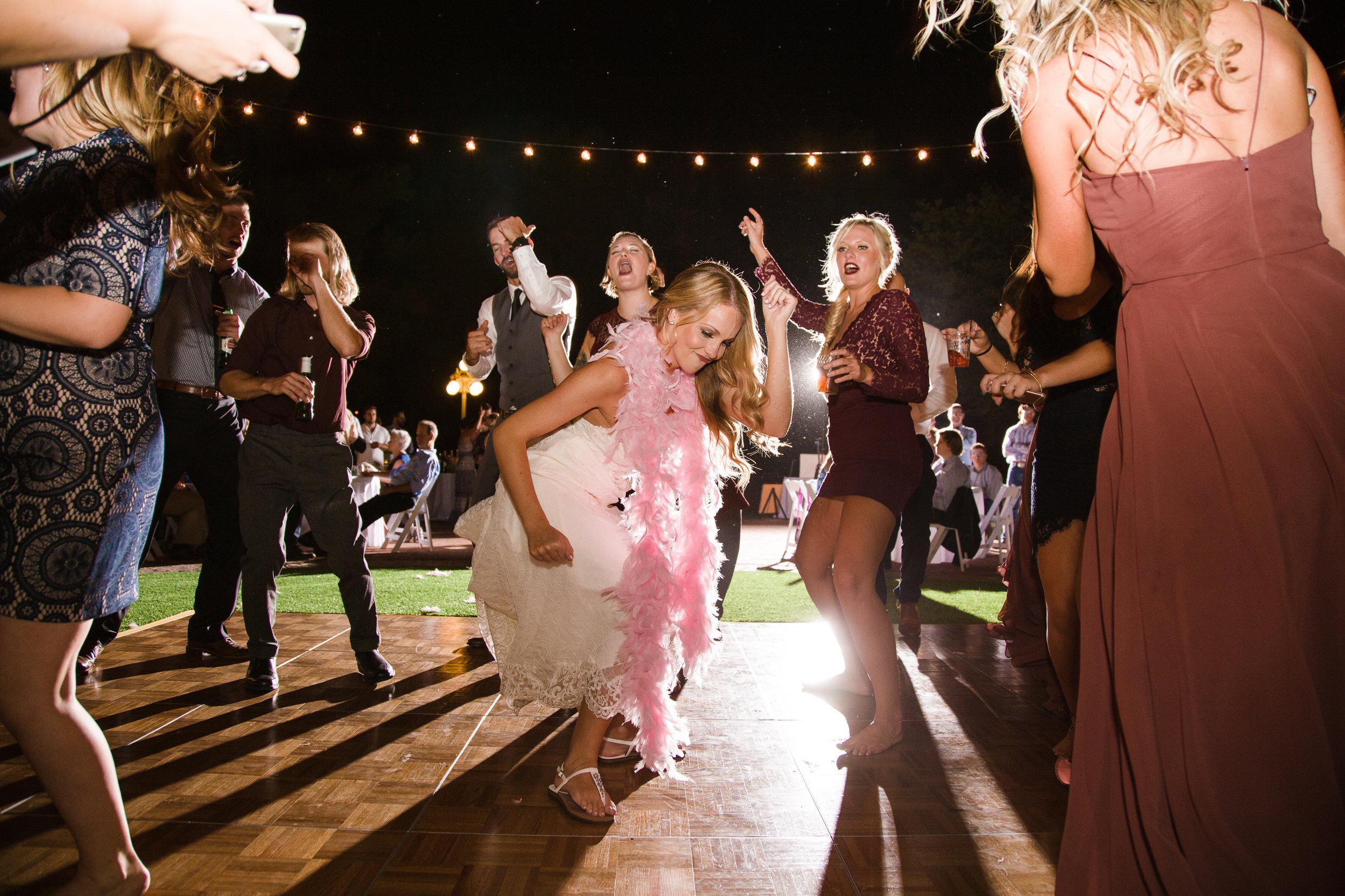 Dance floor madness