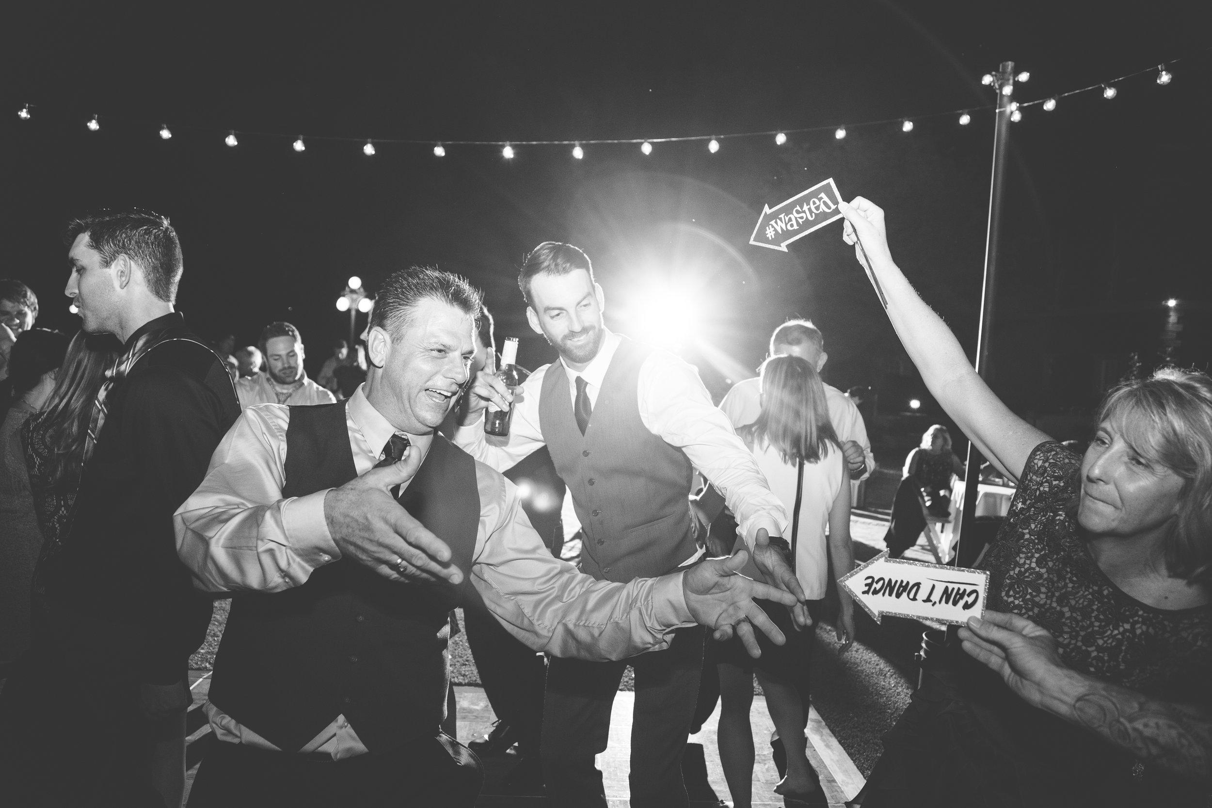 Wedding reception, Arizona wedding photographer