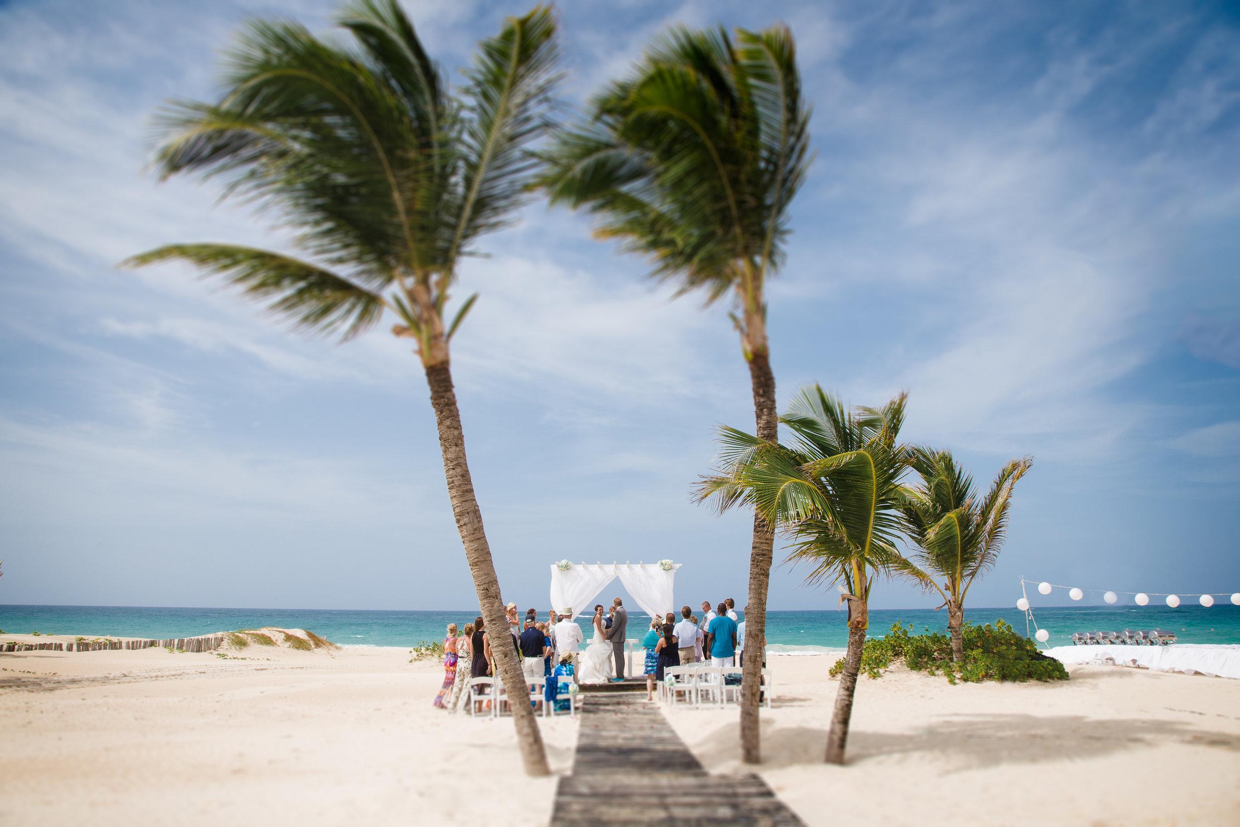 Punta Cana, Dominican Republic. Punta Cana wedding.
