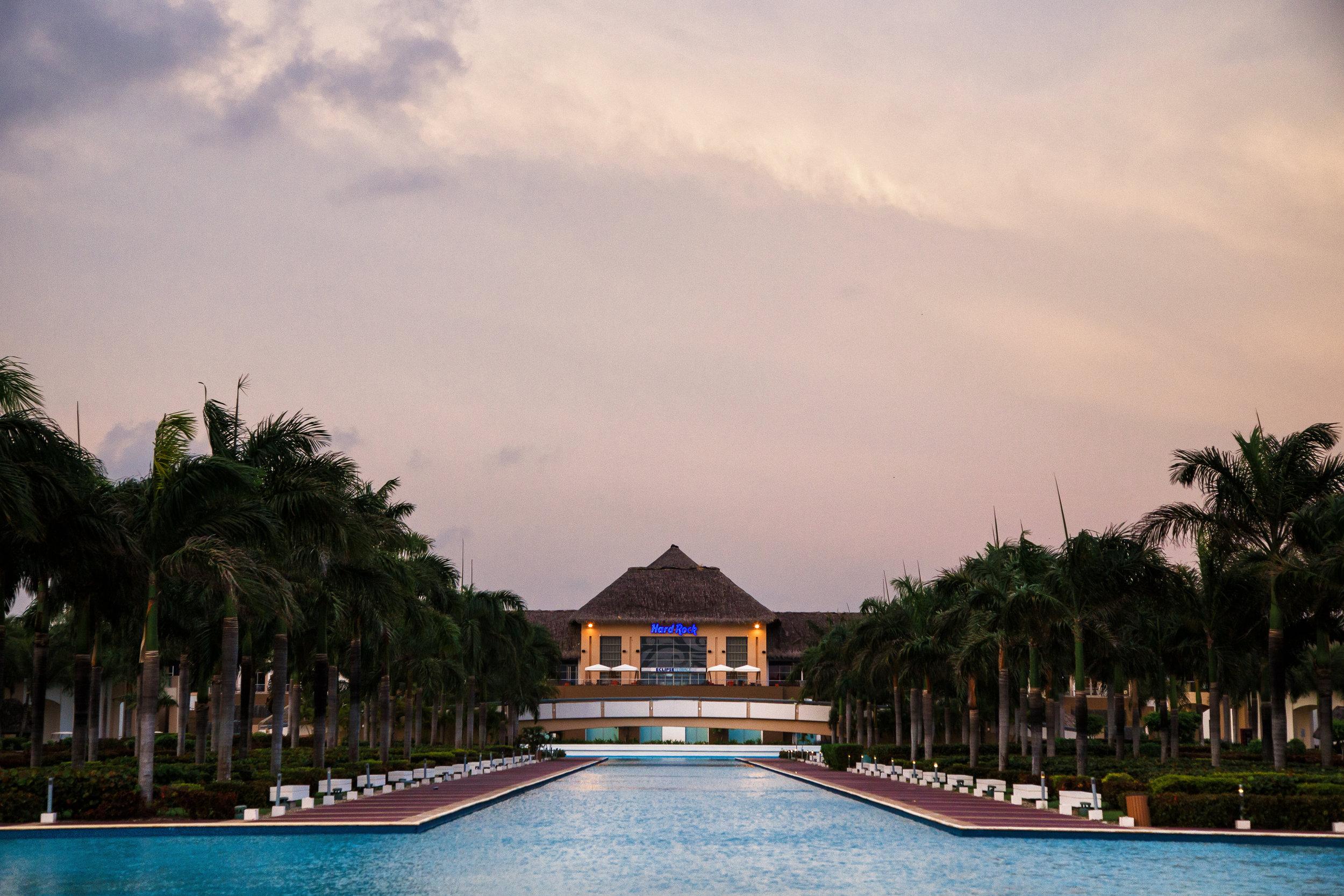 Hard Rock Hotel and Casino, Punta Cana.