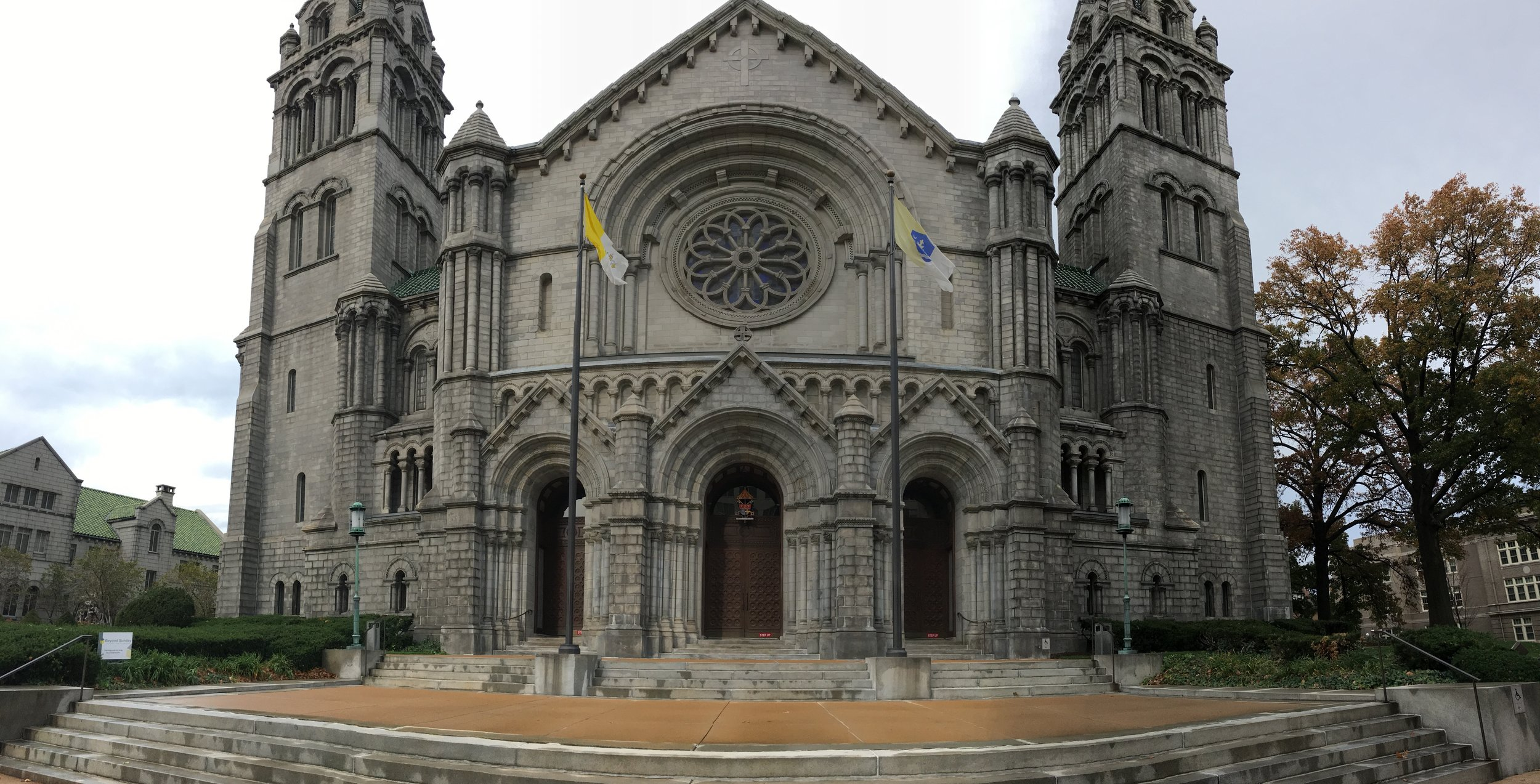 Cathedral Basilica, St. Louis, Mo.