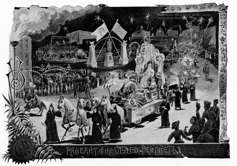 Veiled Prophet — Arch City Religion