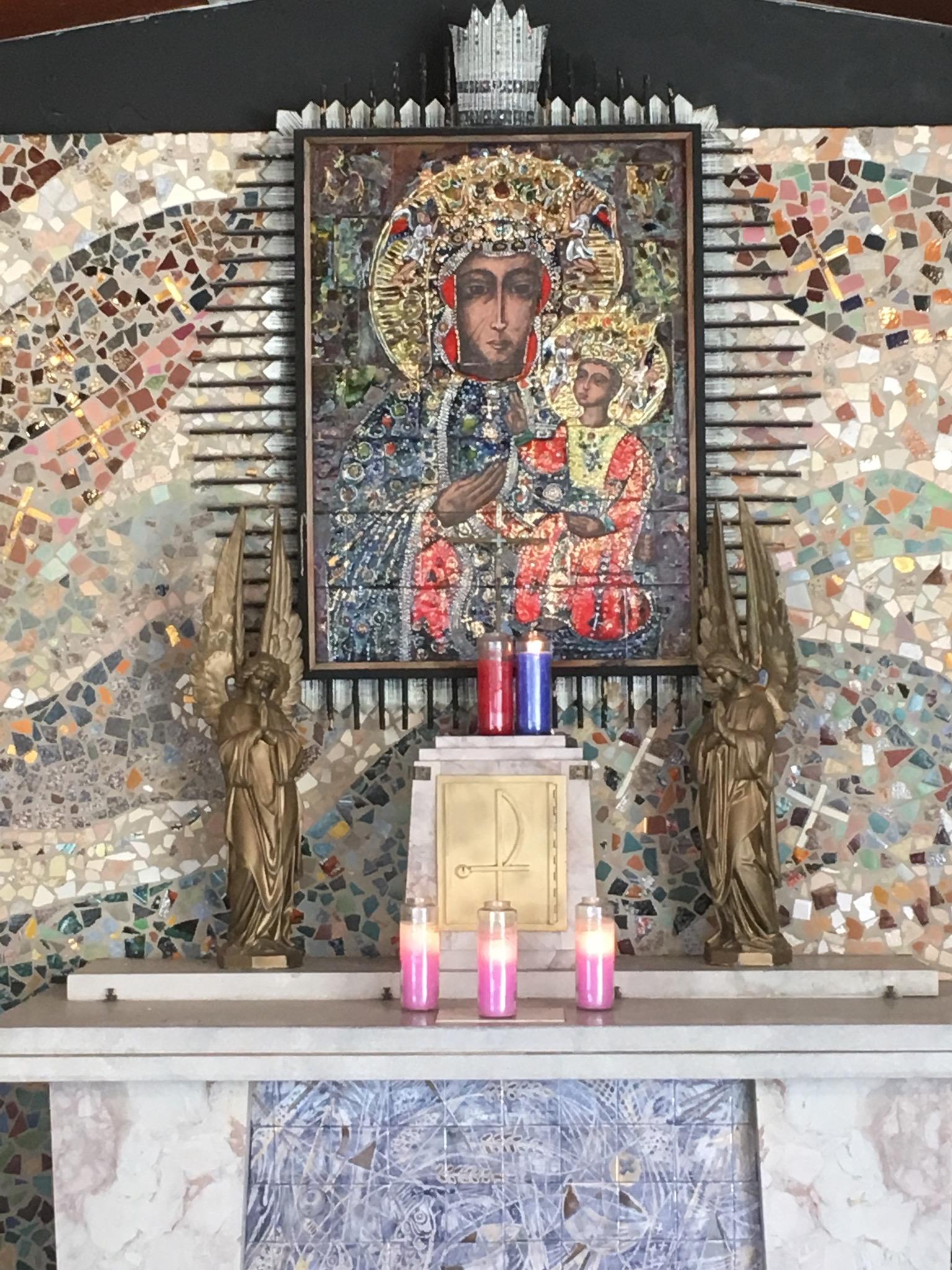 Shrine of the Black Madonna, Eureka, Mo. Photo by Jeffrey DeMond.