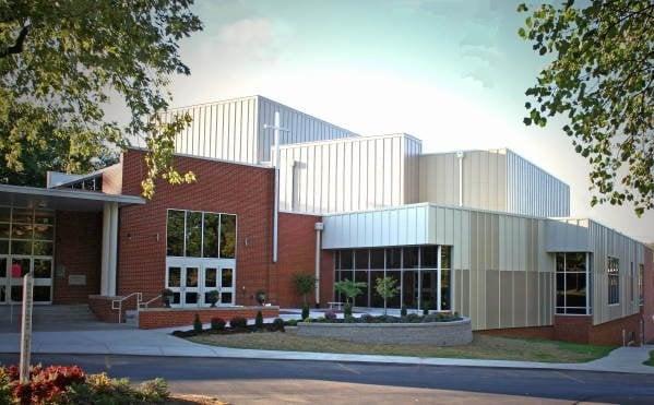 Nerinx Hall High School, Webster Groves, Mo.