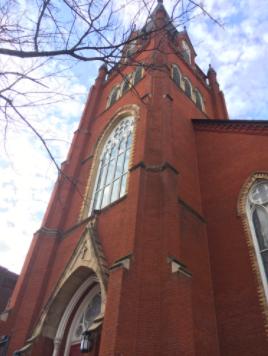 Trinity Lutheran Church, Soulard neighborhood. St. Louis, Mo.
