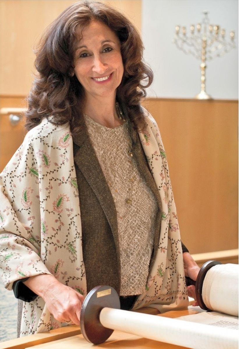Rabbi Susan Talve, Central Reform Congregation, St. Louis, Mo.