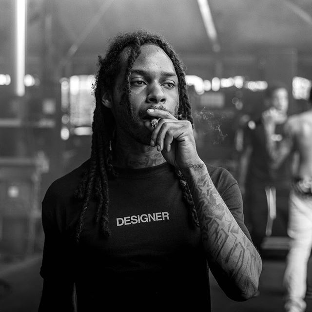 @VALEE in PheraCo tee designed by Ron Louis
