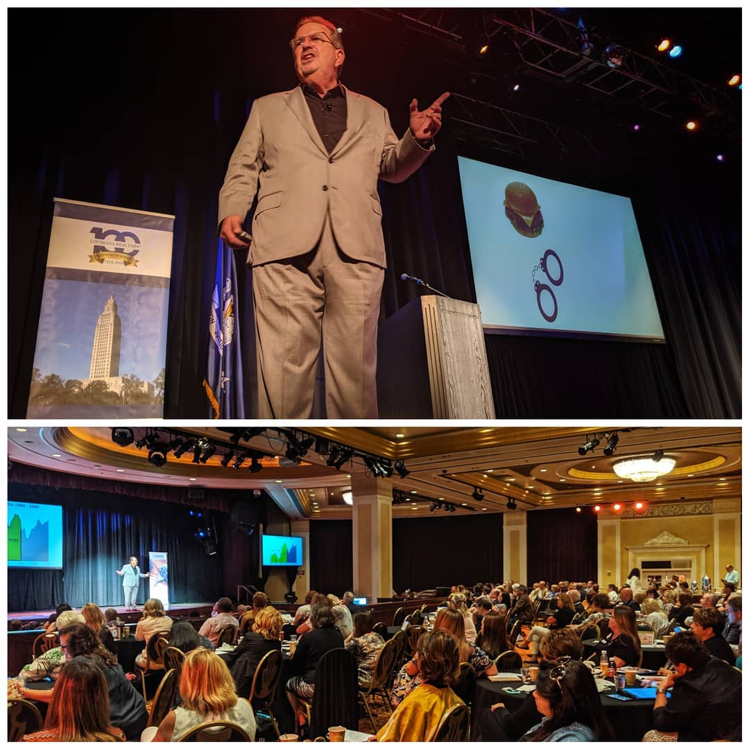 Ken Gronbach humorously & informatively took us into his world of demography and taught us the skills necessary to navigate generational changes to determine future success. For the first time in history there are four generations co-existing in the workplace and as your clients.