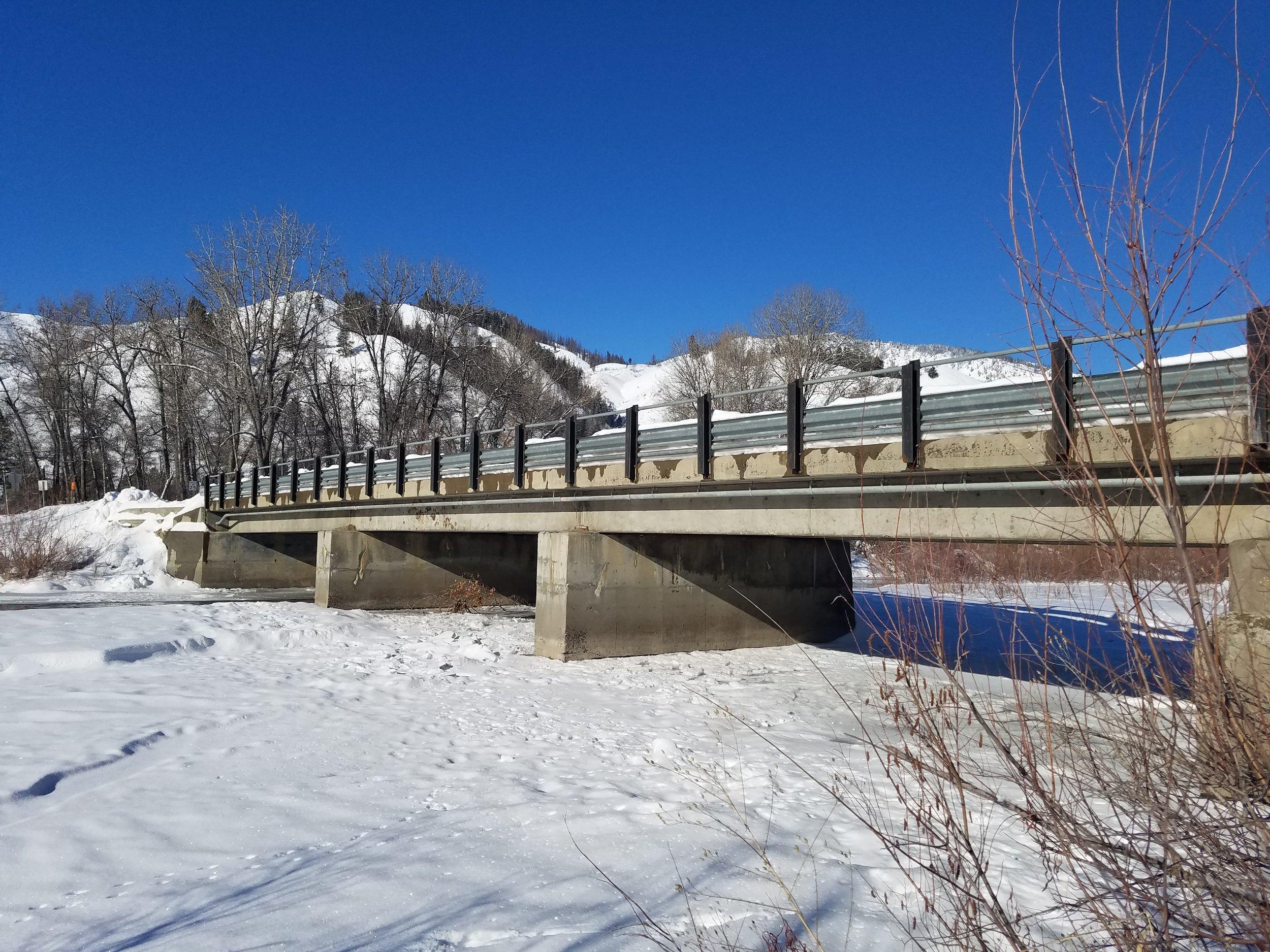 Pine Road Bridge