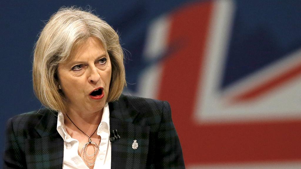 UK Prime Minister, Theresa May . Photo courtesy of pro.creditwritedowns.com