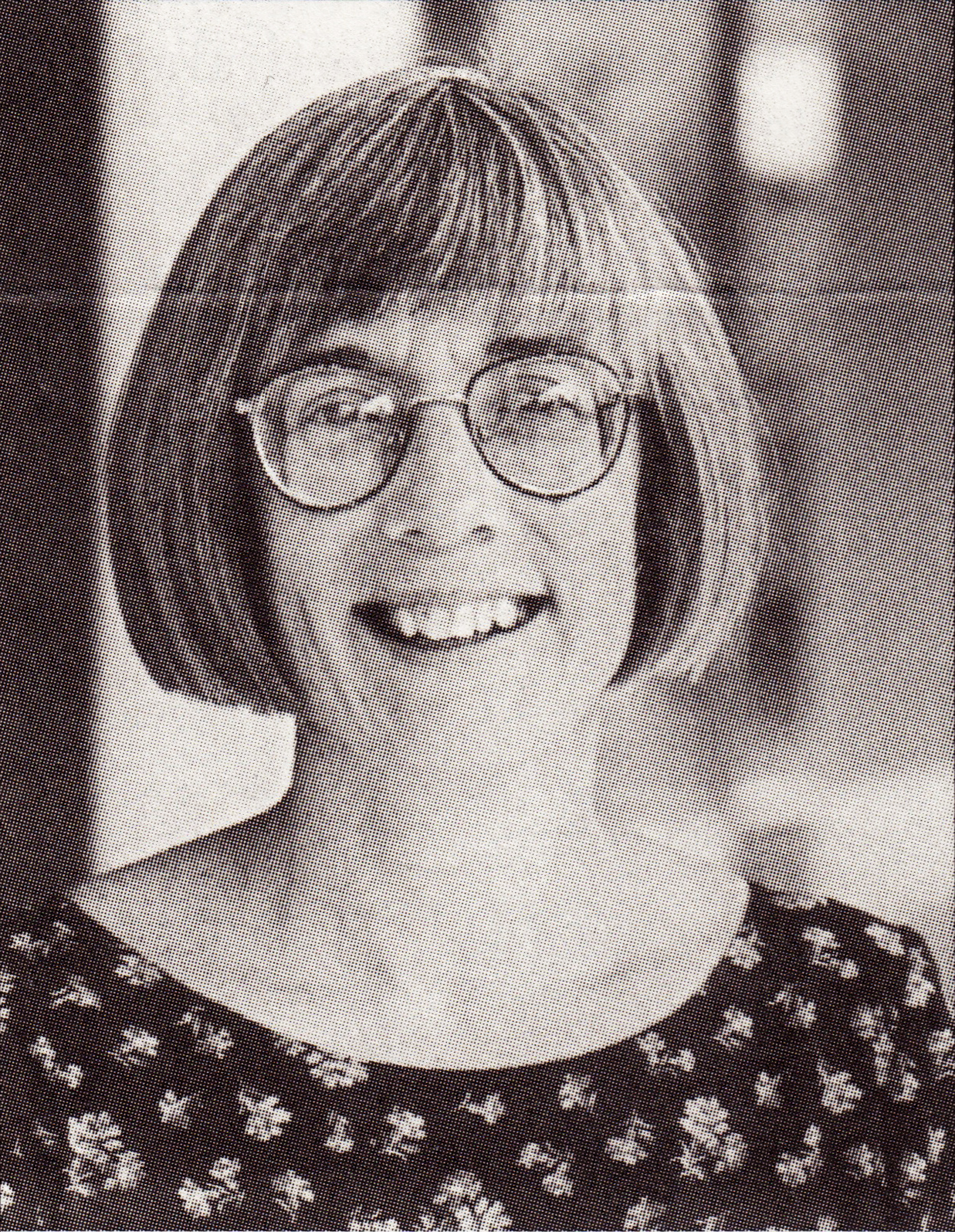 Professor Anne Coughlin in simpler, less fashionable times. From the  Law Weekly's  issue of 10/31/1997.