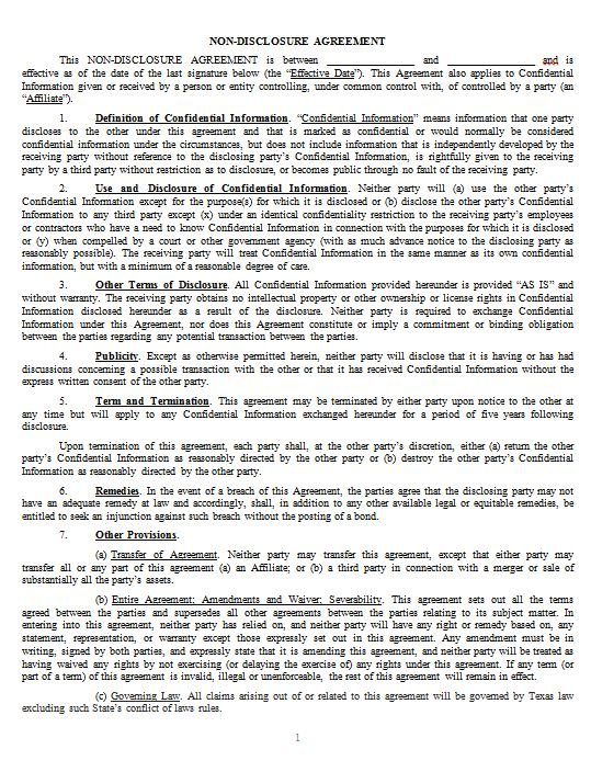 Non-Disclosure Agreement.JPG