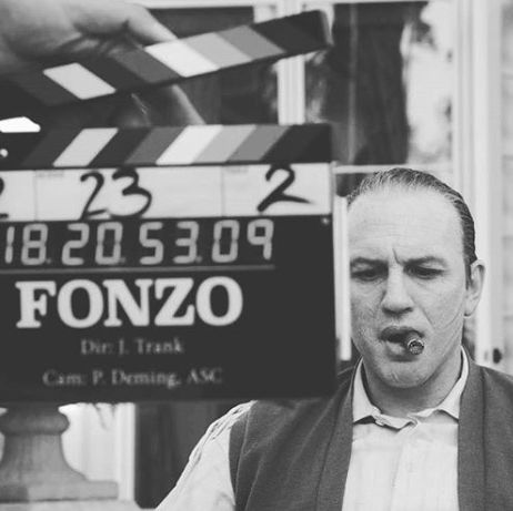 SPOTLIGHT ON: FONZO   Happy  #humpday  everyone! We have been working hard here at  #TheResearchHouse  reading the many scripts that land in our inbox. Our clients are very special to us and we treat every project with the utmost respect and diligence. One script we were intrigued with is  #Fonzo . We had the opportunity to read the Feature Screenplay which is about Al Capone's life in prison who comes to be haunted by his violent past when he starts suffering from dementia. The film stars  Tom Hardy ,  Linda Cardellini , and  Matt Dillon  and will be directed by  #JoshTrank .