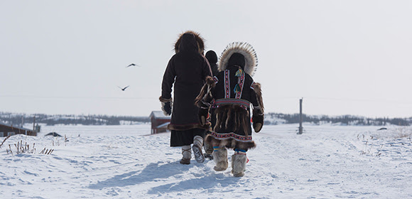 SPOTLIGHT ON:   This year's BC Spotlight shines particularly bright with three world premieres from exciting fresh voices. Three of which we had the pleasure of working on the Script Reports.   3. Red Snow   Red Snow is an important film that centers on a Gwich'in soldier played by Asivak Koostachin. Cut between the Candian north and the Middle East, the carefully crafted film follows Koostachin, who, when captured by the Taliban, is confronted with the tormenting memories he believed he left behind in the Canadian North. Directed by Marie Clements, her intention with the film is to incite discourse around violence against women, racism and social inequality. Ultimately, bringing attention to the strength and resilience of indigenous woman and girls. Red Snow will premiere at VIFF as part of the Sea to Sky stream.   Click the picture to direct you to the website