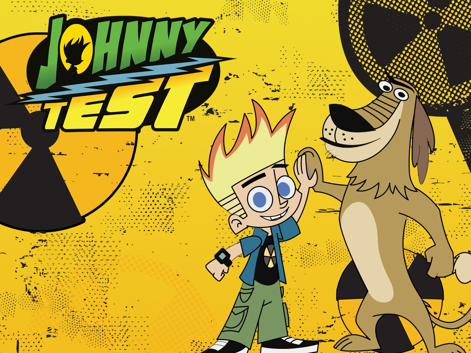 SPOTLIGHT ON: JOHNNY TEST   Johnny Test fans will be thrilled to hear the show is being rebooted! A season 7 is slated to be released in 2020. We just landed this series to work on the Script Clearance Reports. For an already established show, it makes some things a littler easier. However, we're excited to start tackling the reports for the upcoming series.  Johnny Test is an American-Canadian animated television series produced by Warner Bros. The series revolves around the adventures of Johnny Test, his super-genius 13-year-old twin sisters, Susan and Mary, and a talking dog named Dukey.  Johnny is often used as a test subject for his genius twin sisters' inventions and experiments, which range from gadgets to superpowers. Their experiments often cause problems that he must resolve and he must sometimes fight villains in the process.  You can also watch the first 6 seasons on YouTube