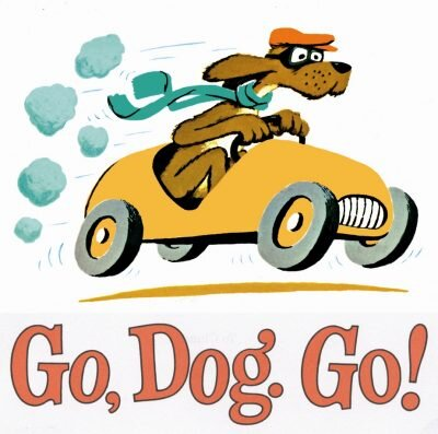 """SPOTLIGHT ON: GO, DOG. GO!   Netflix upcoming children's series, """"Go, Dog. Go!"""" is a DreamWorks-supported show following the adventures of a puppy named """"Tag Barker."""" Based on the best selling children's book of the same name written and illustrated by P. D. Eastman.  The series follows the adventures, actions and interactions of a group of dogs, who operate cars in pursuit of work and a dog party.  Watch this space for updates."""