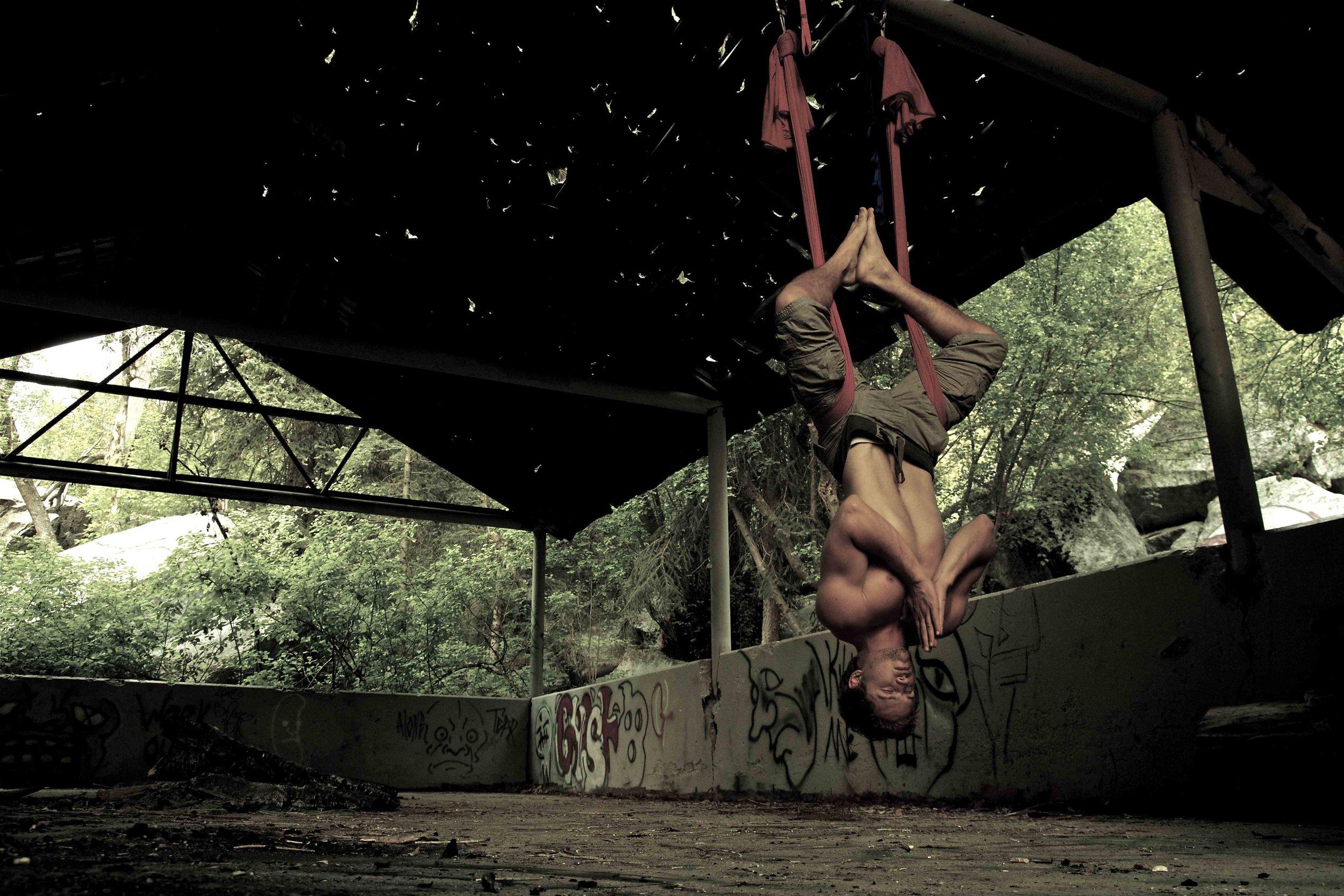 2012 - Tamer Begum (Spiderman Inversion) LCC, UT