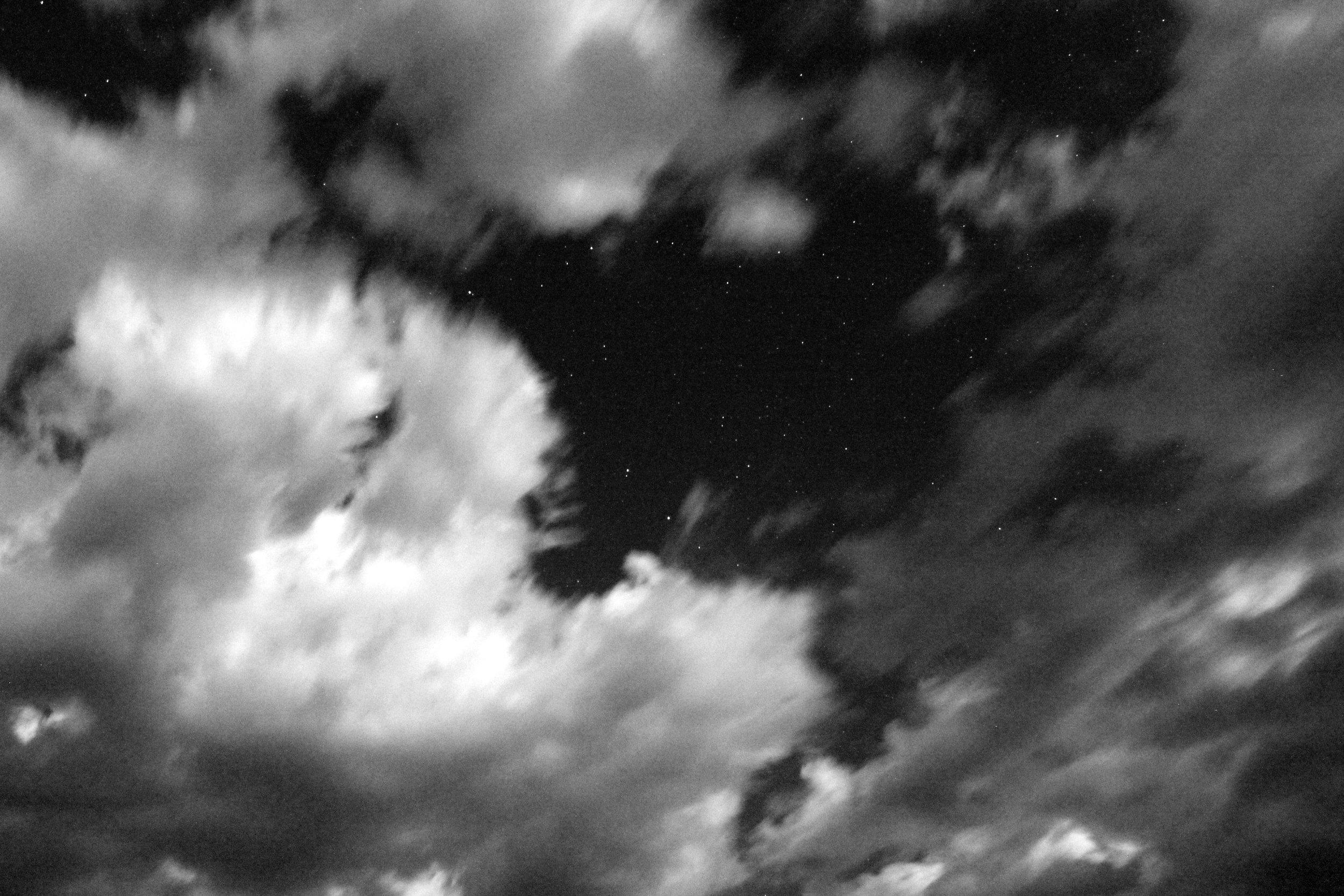 2012 - New Mexico Night Sky