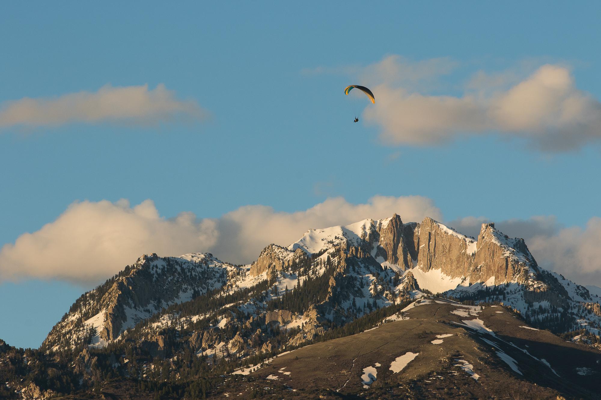 2016 - Paraglider, Lone Peak