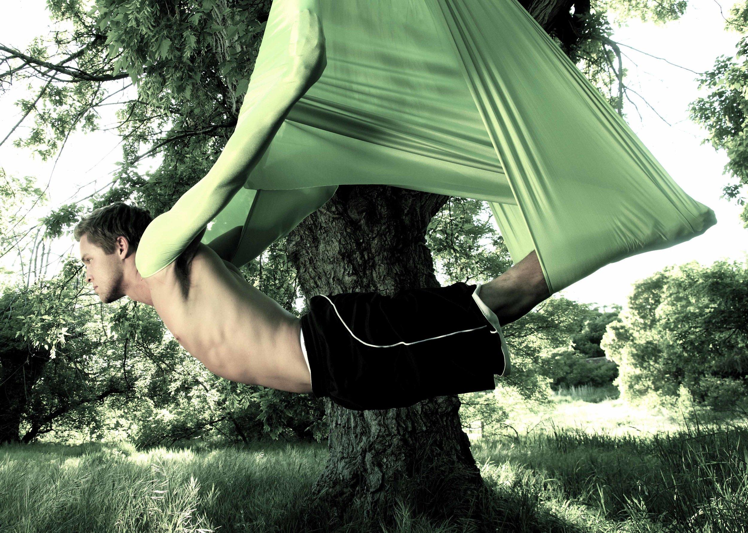 2012 - Tamer Begum (Vampire Pose) Tanner Park, UT