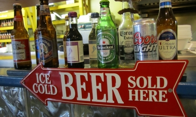 Beer & Wine Available!