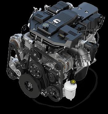 6.7L Cummins Turbo Diesel produces over 800 lb/ft of torque.  Photo: FCA