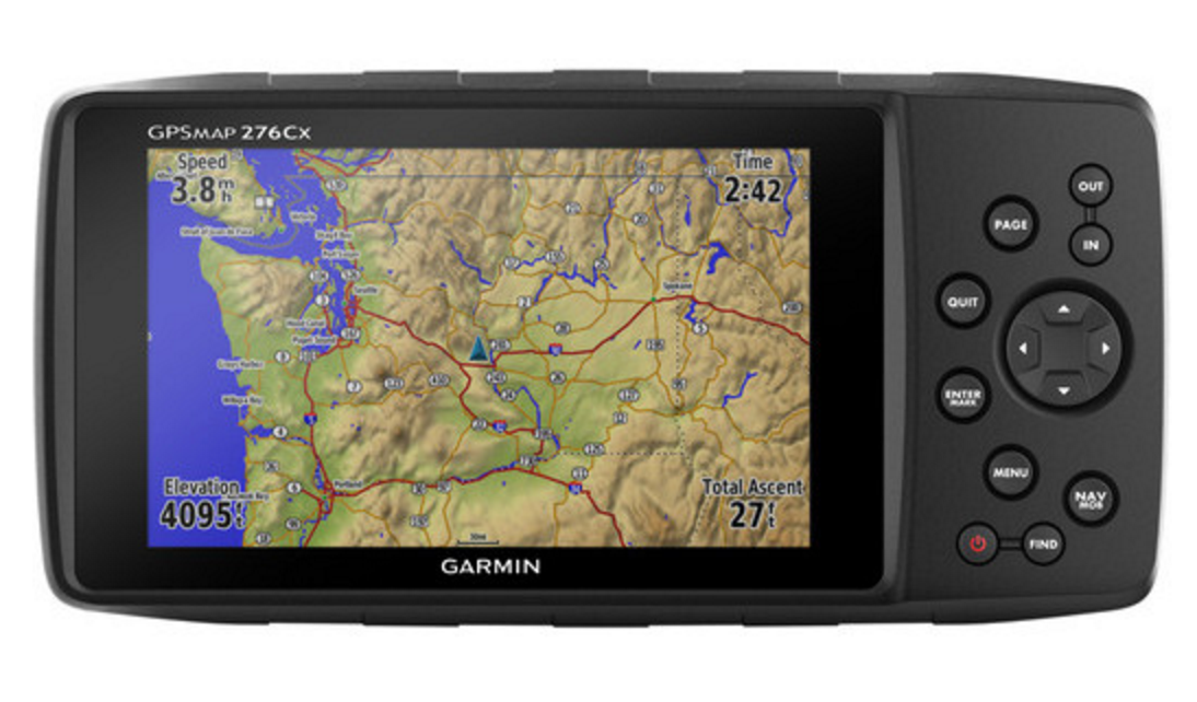The newly improved Garmin GPSmap 276Cx offers many improvements over its predecessor,  the   276C.  Although a bit on the expensive side, this unit is worth every penny.  Image: Garmin