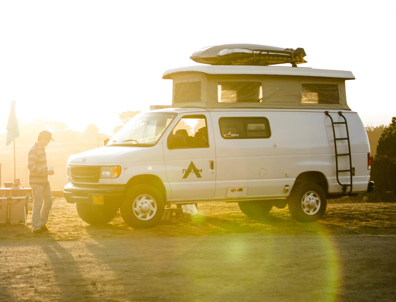 Image: Molly DeCoudreaux | ROAM Campervan Rentals