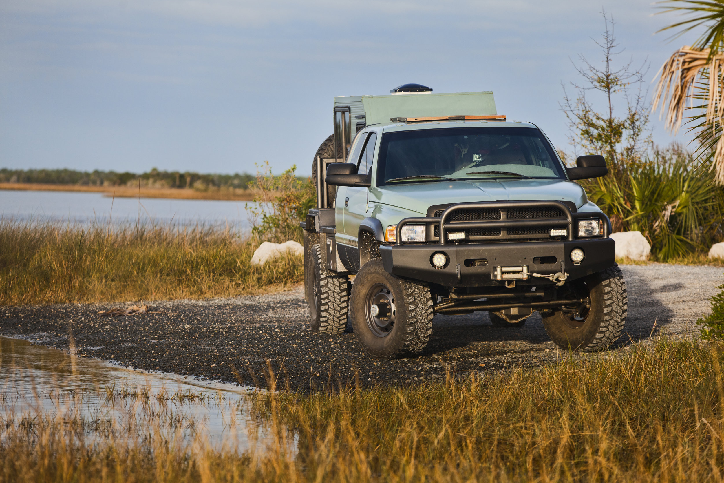 This Homemade Truck Camper Is Brilliant Overland Kitted