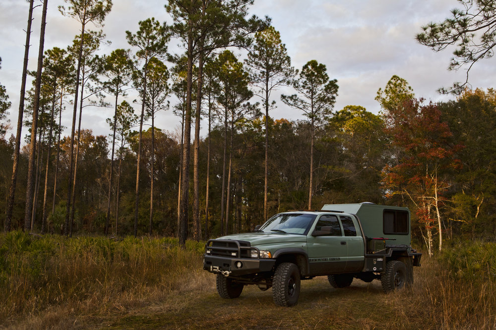 This Homemade Truck Camper is Brilliant — Overland Kitted