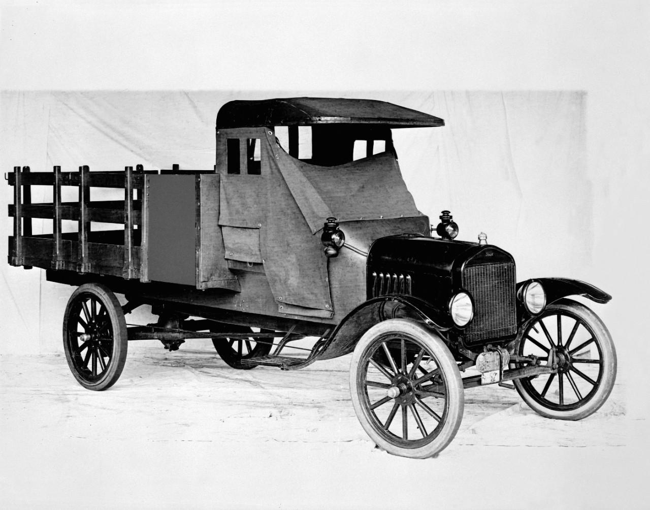 1918 Ford Model TT. Image: FoMoCo