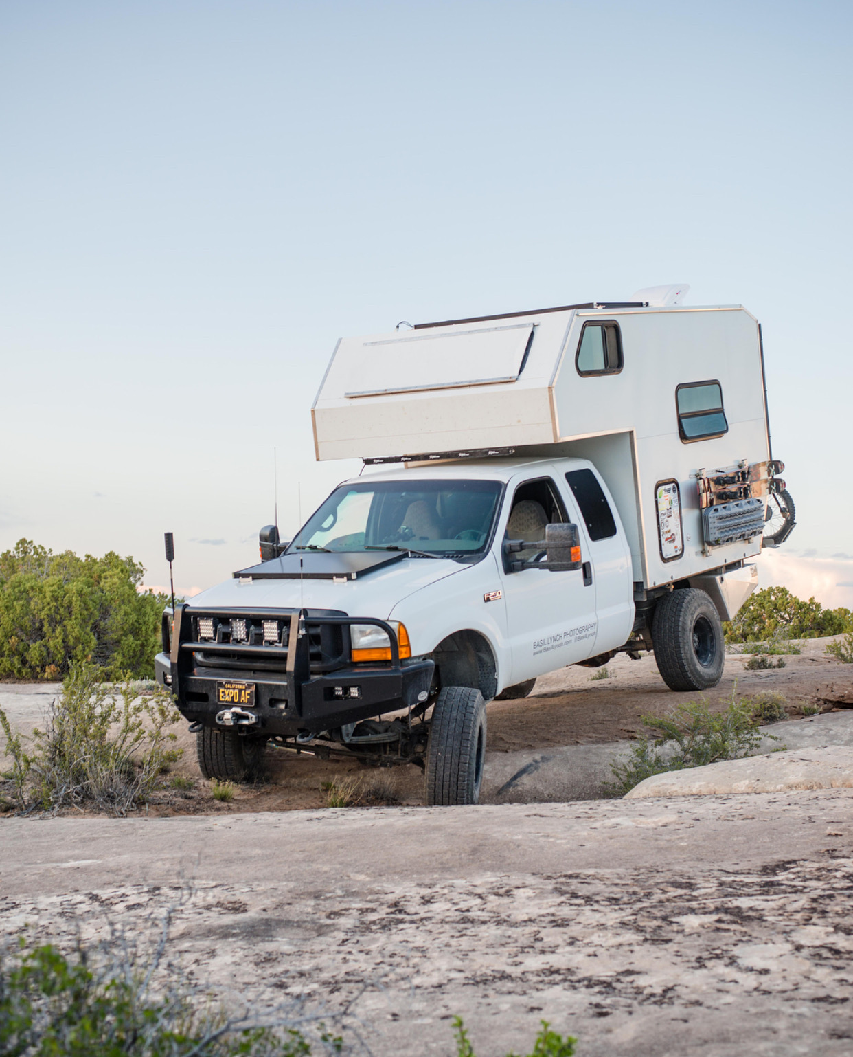 This Expedition Camper Breaks All The Rules Overland Kitted