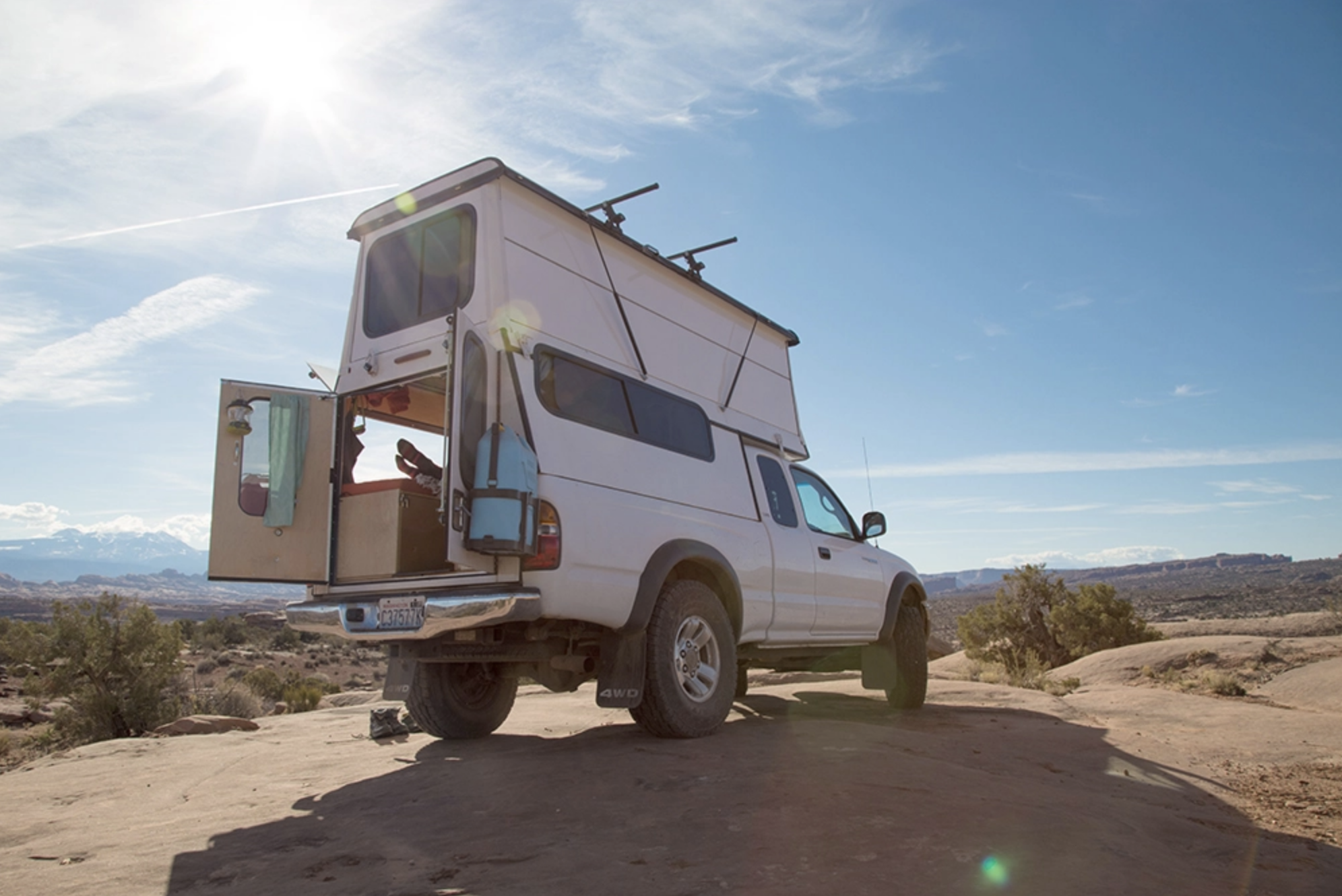 Build This Diy Truck Camper Overland Kitted