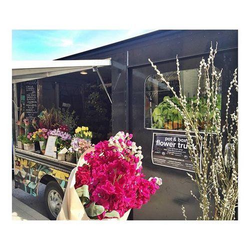 Pot & Box, Flower Truck