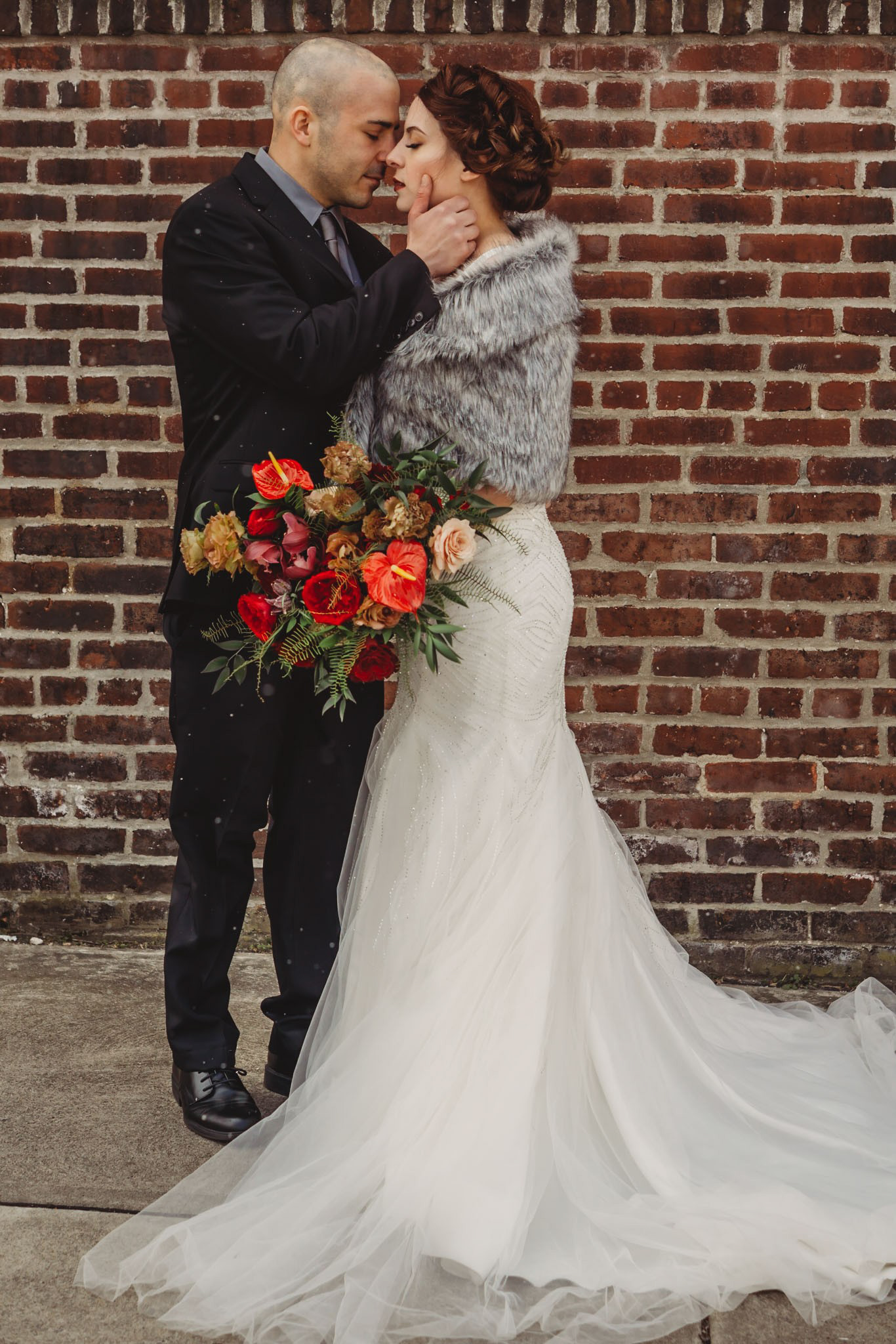 Moody Vintage Wedding Inspiration in Bethlehem PA20.jpg
