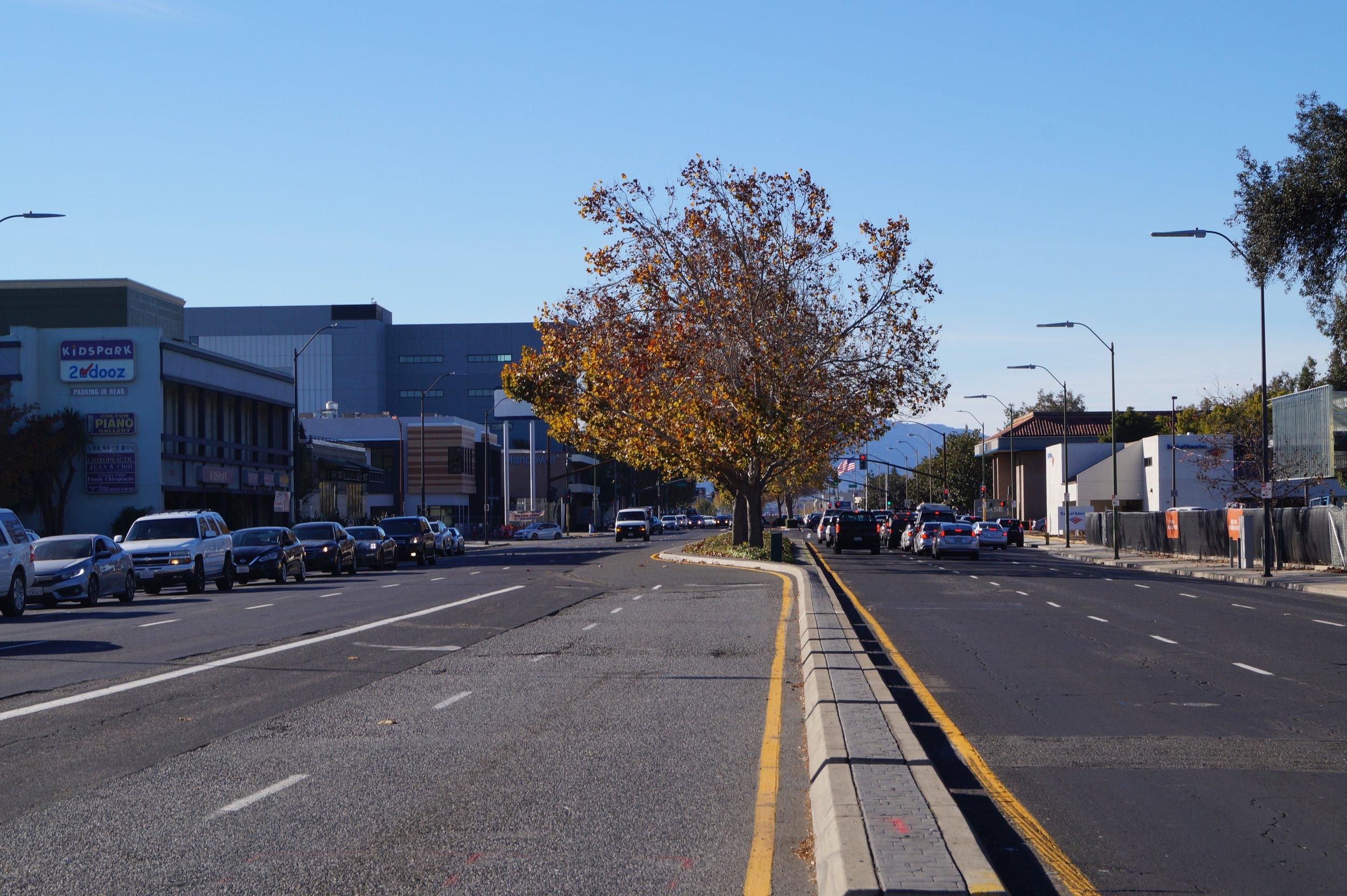 San Jose Urban Villages