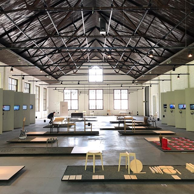 An art and craft biennale in the former industrial town of Fiskars, Finland.