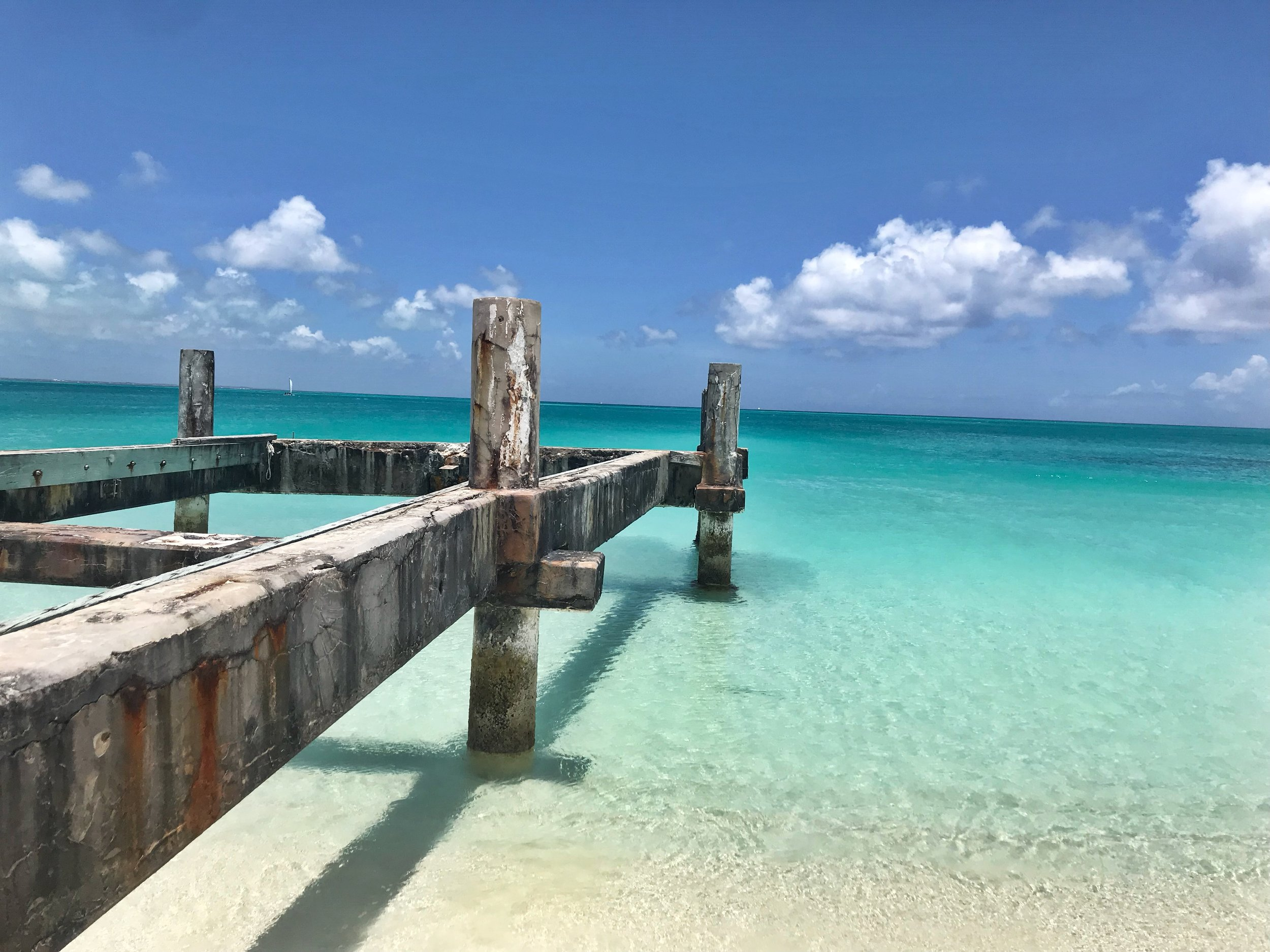 Grace Bay in Turks and Caicos