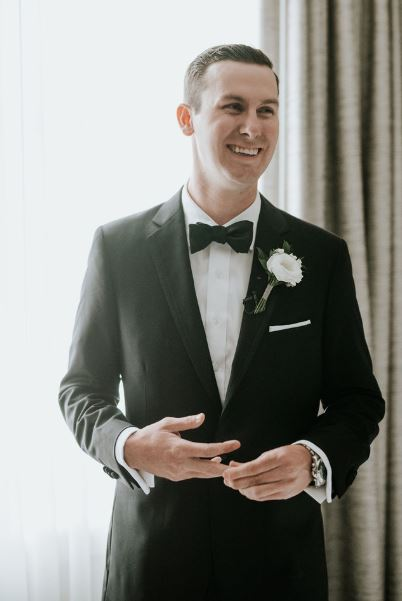 Real Real Wedding: Elizabeth + Carter // Boston Meets Philadelphia + the Perfect Day-Of Details