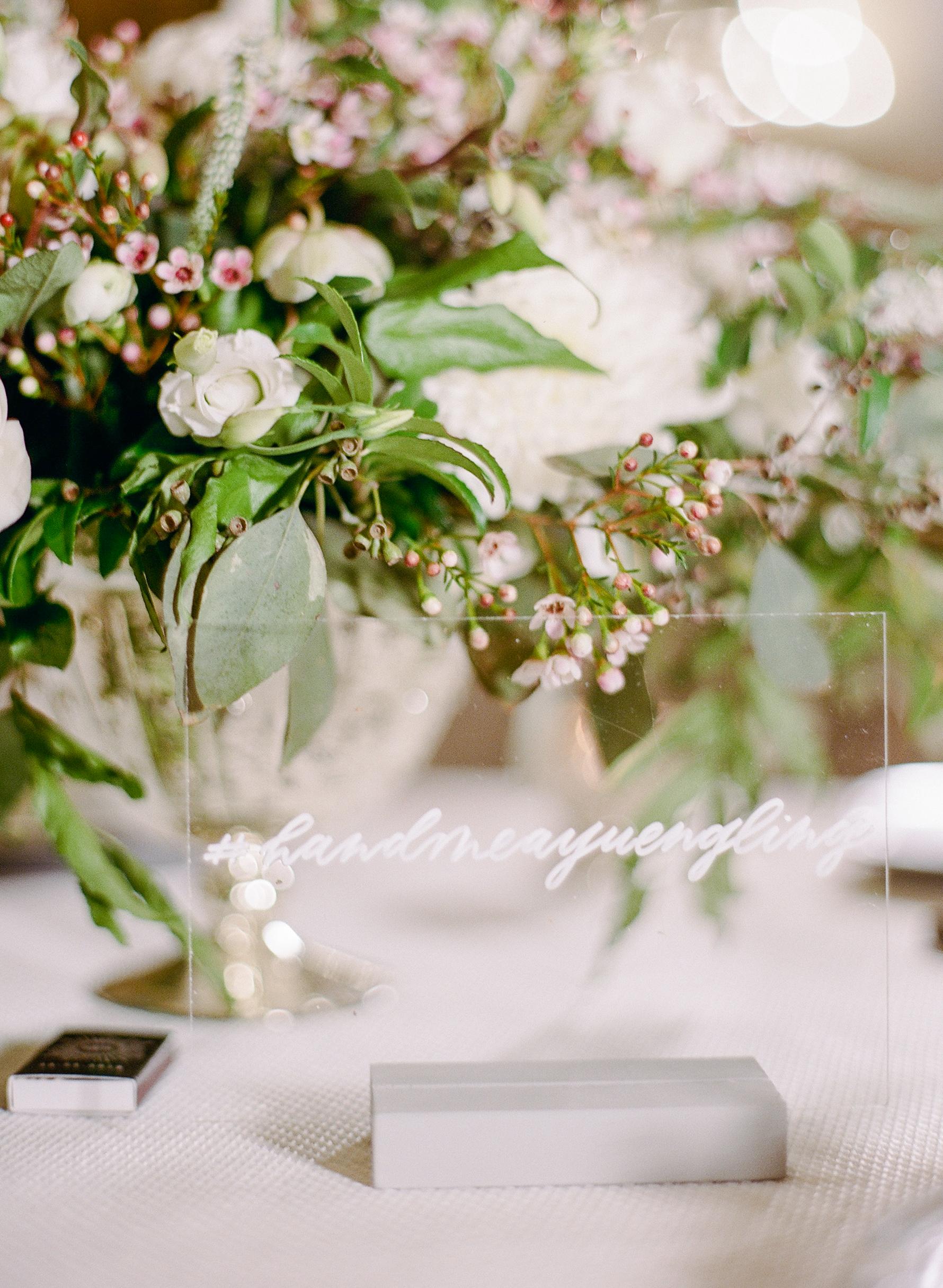 Real Wedding // Moet & Sheryl: A Charming Fete at Historic Hotel Bethlehem