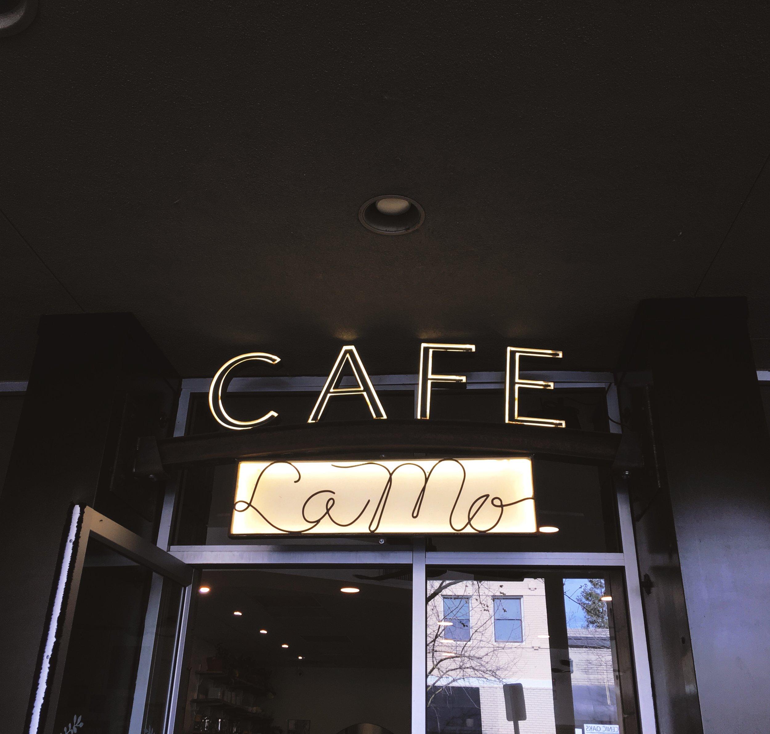 La Mo Cafe in Turlock, California. Authentic Mexican Food