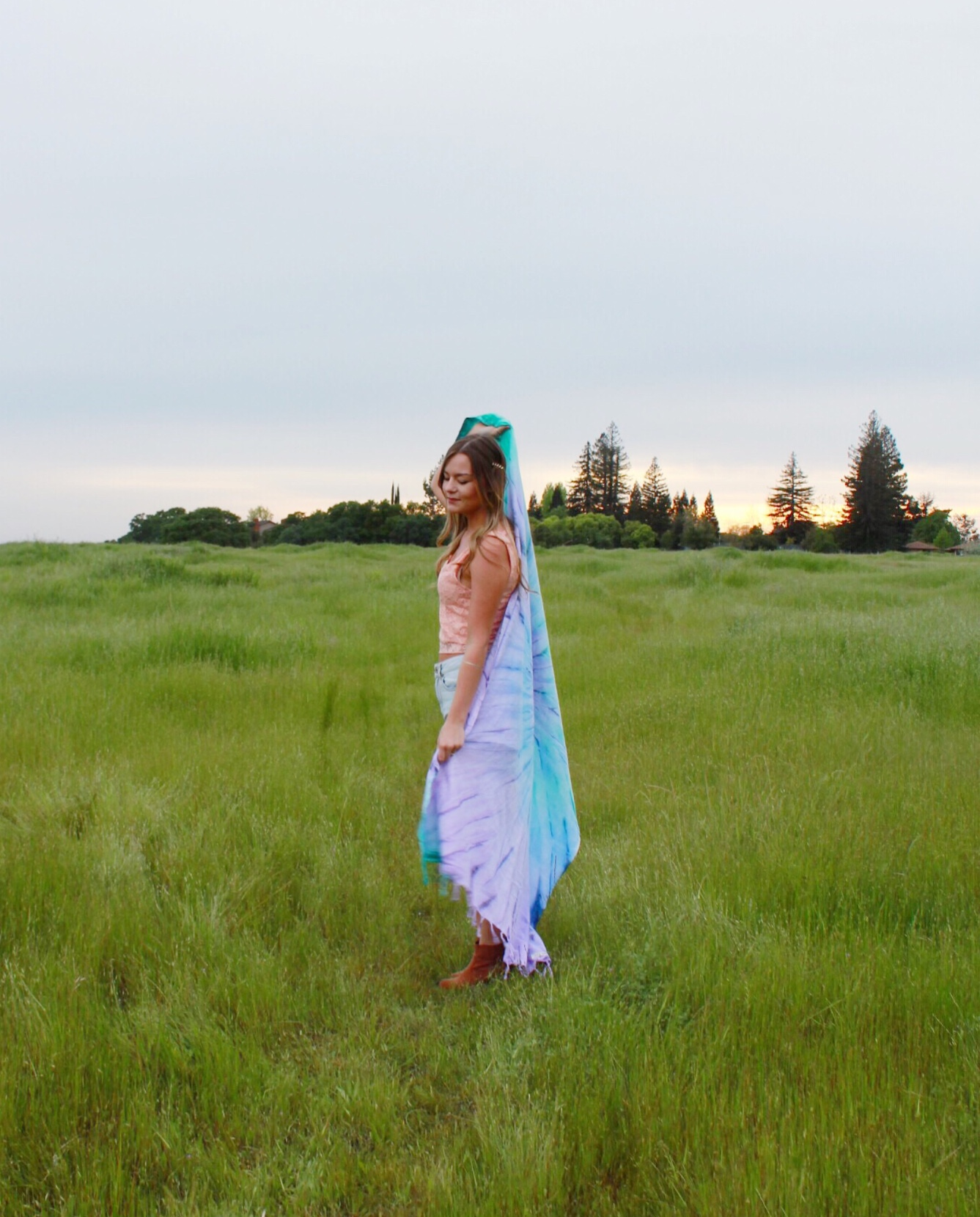 Festival Fashion and Tie Dye SandCloud Towel