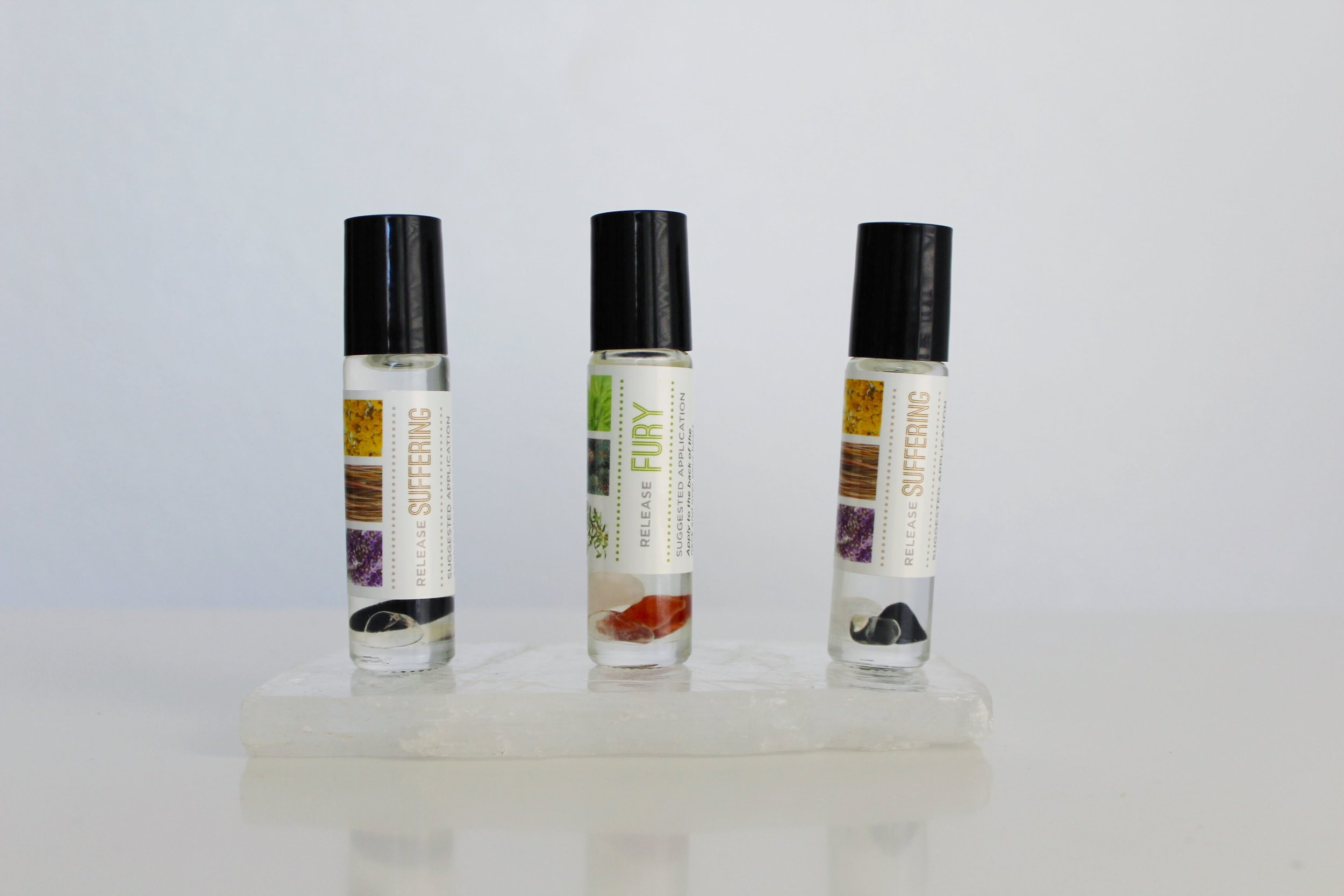Dealing with Suffering and Fury. DoTerra Special oil Blends to deal with personal issues.