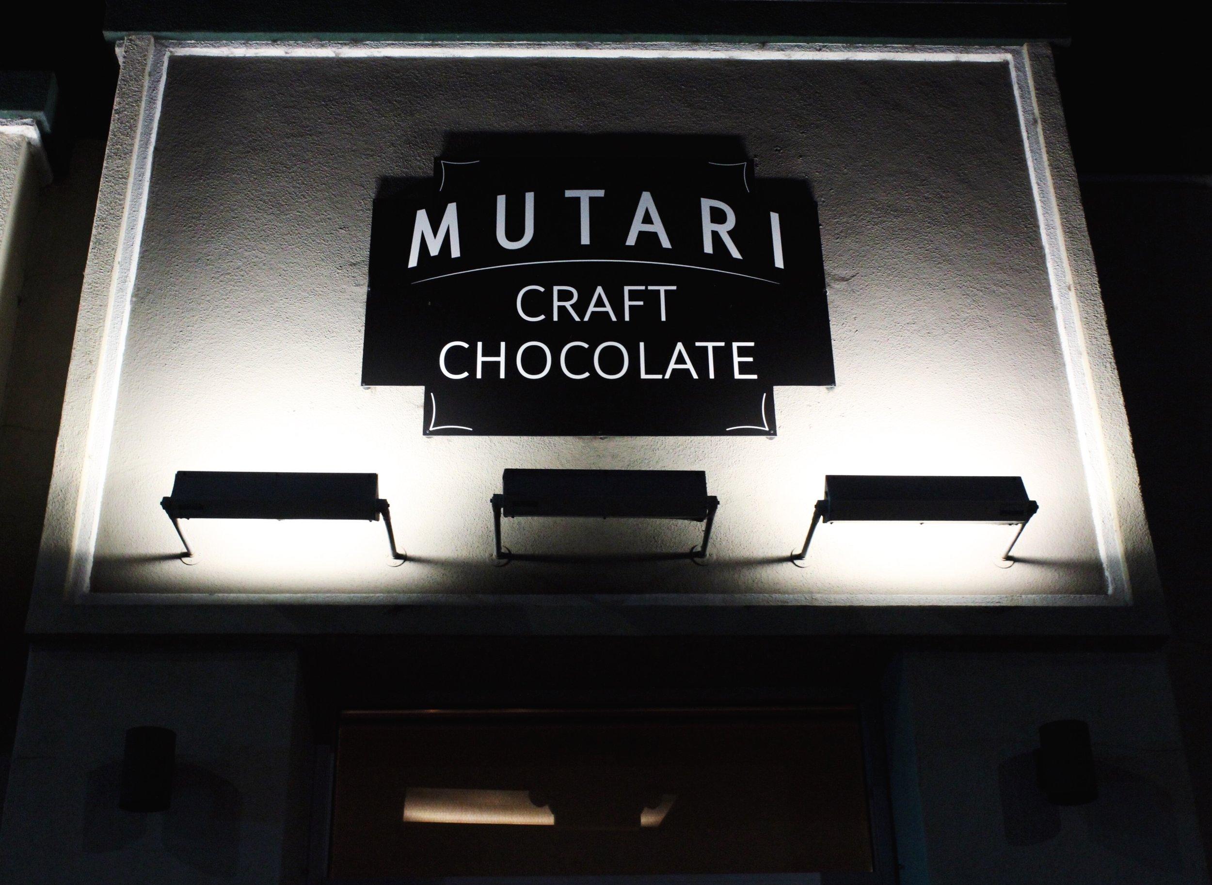 Mutari Craft Chocolate in Santa Cruz, California