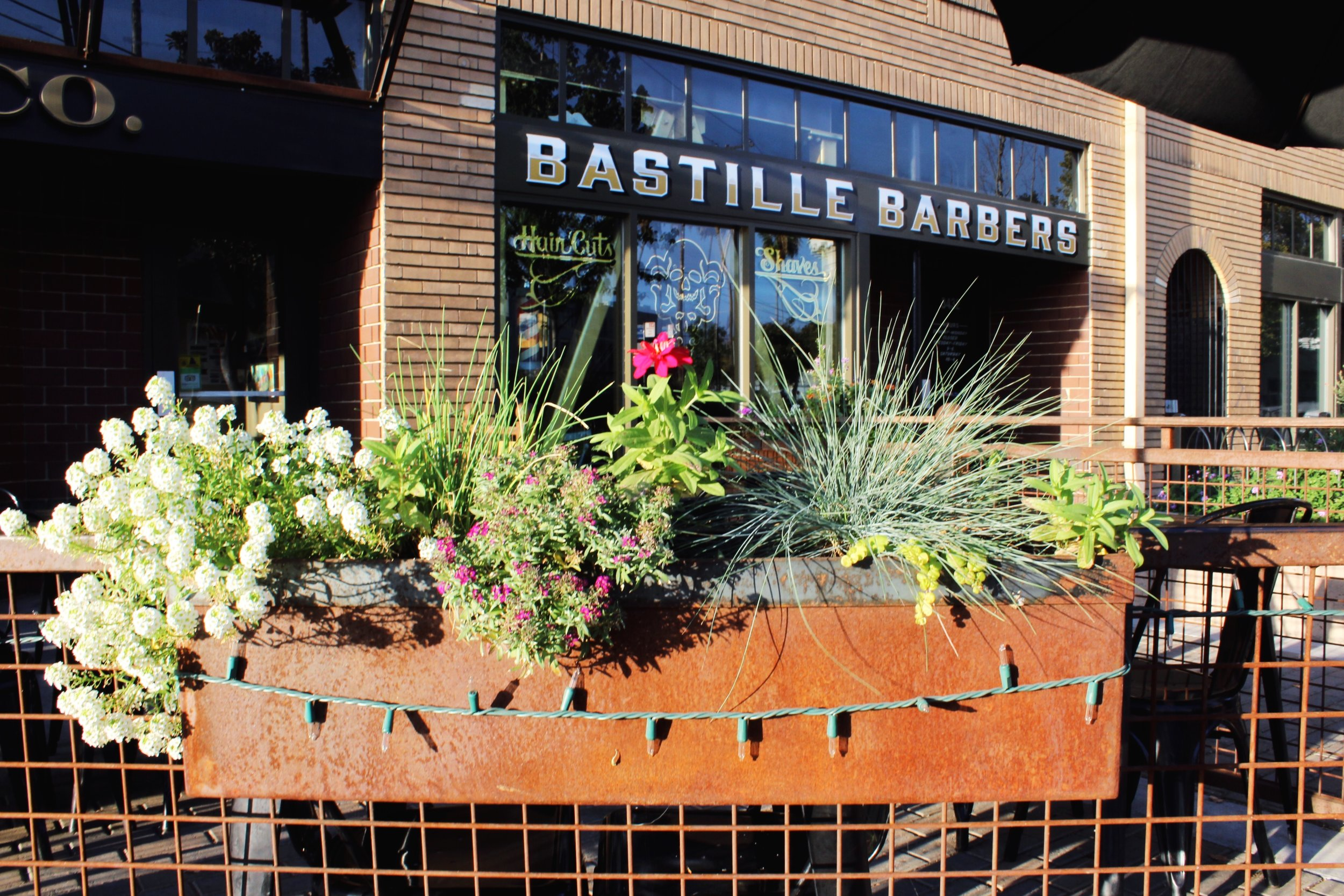Bastille Barbers in Oak Park Sacramento California