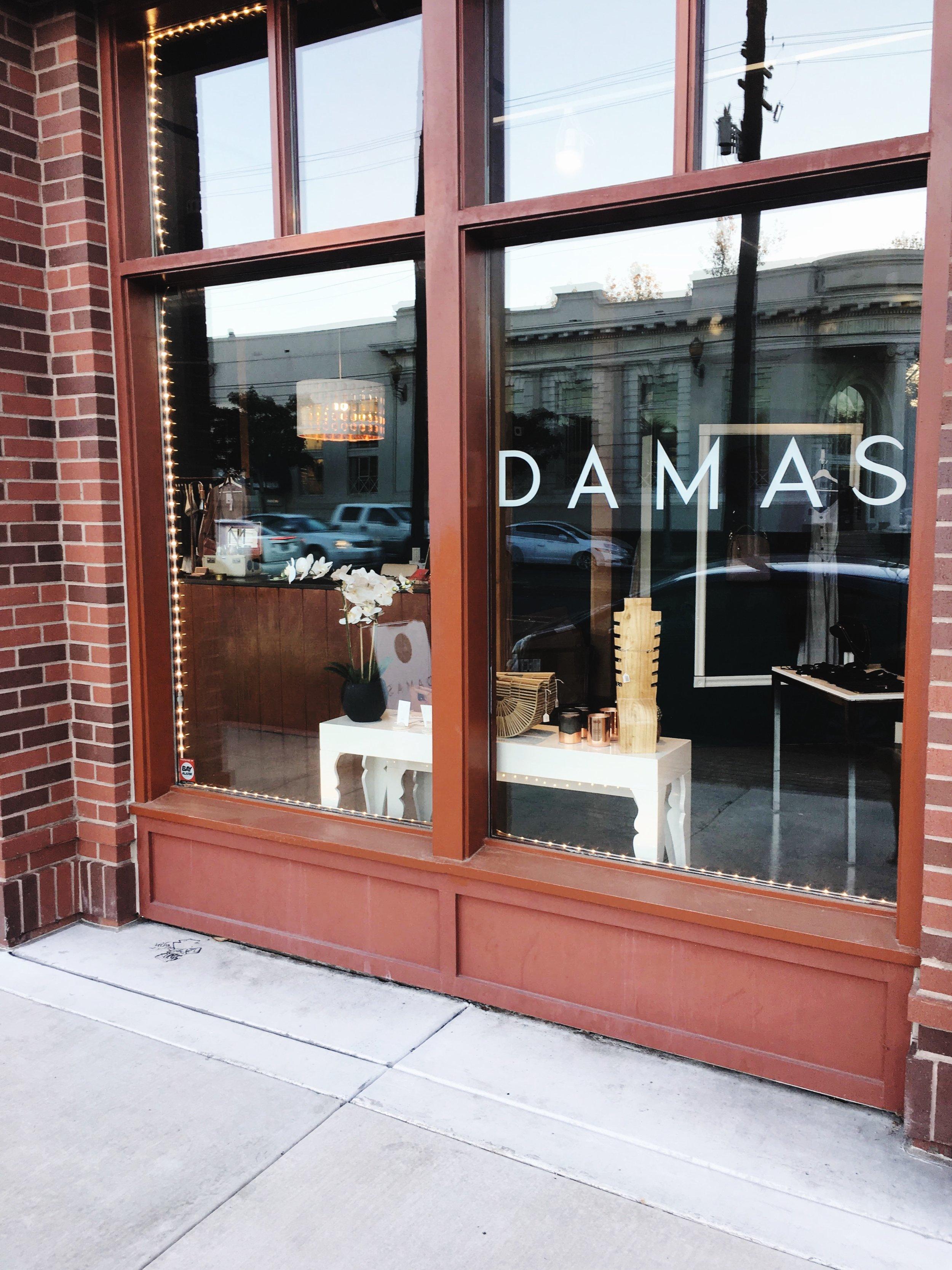 Oak Park California DAMAS Small Shop Bando Water Bottles
