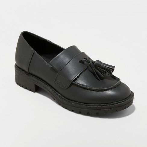 Tassel Loafers $20