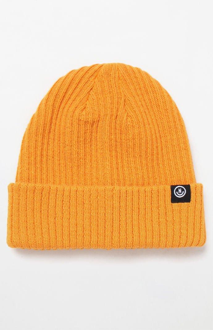 Yellow Beanie $16