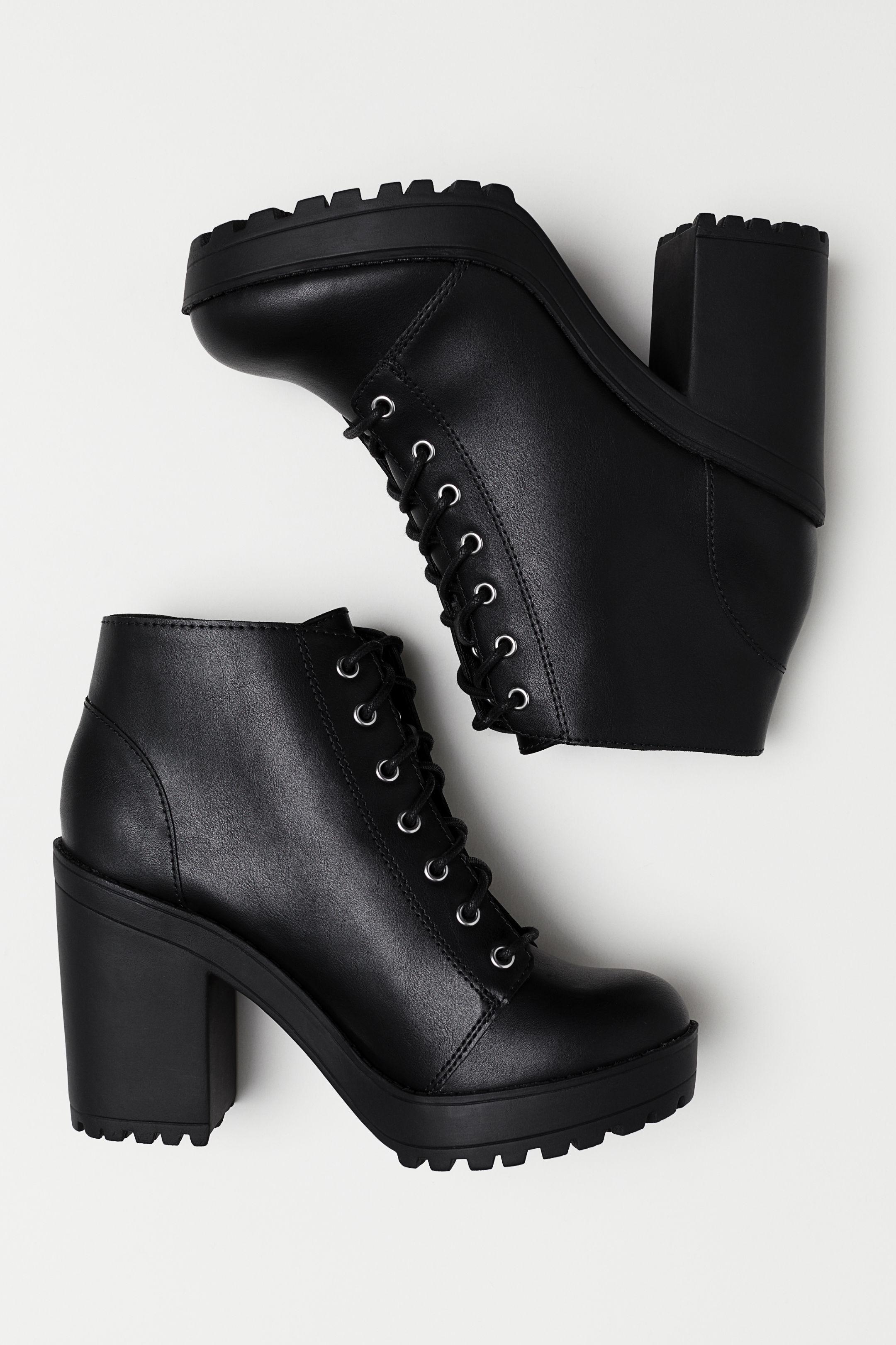 Platform Boots $39.99
